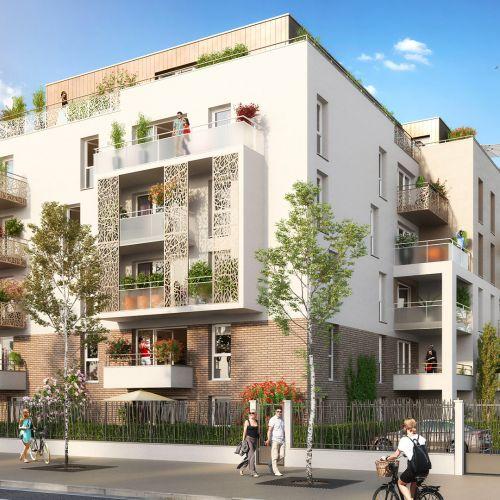 logement neuf extérieur 1 Novaé - AMIENS