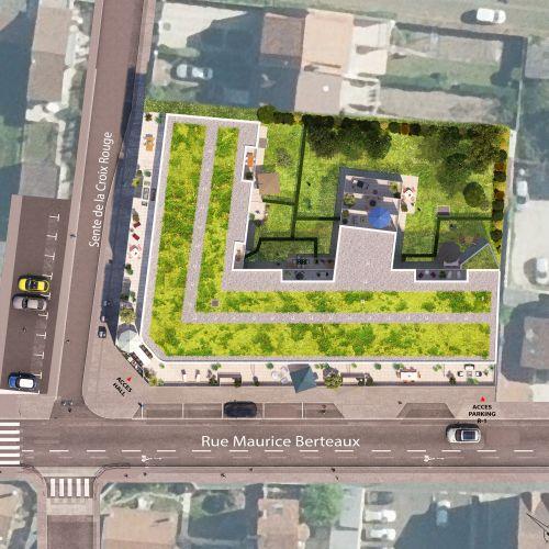 appartement neuf satellite CLOS FLEURI  BEZONS - Bezons
