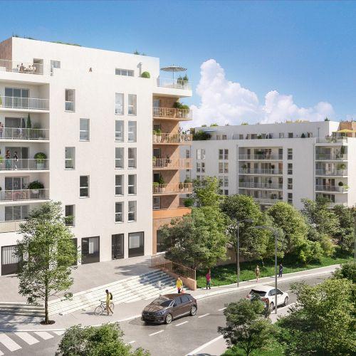 logement neuf extérieur 2 Grand Angle - Annecy