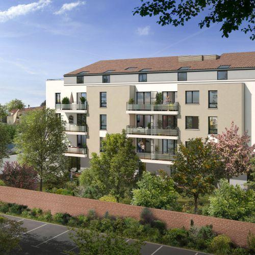 logement neuf extérieur 1 MIDDLETOWN - Toulouse