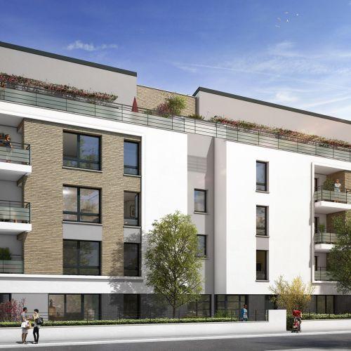 logement neuf extérieur 2 MIDDLETOWN - Toulouse