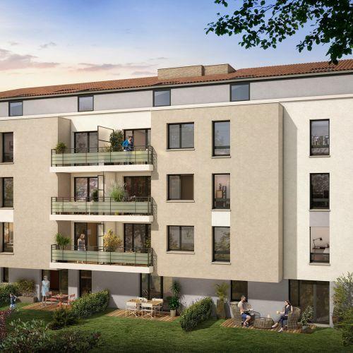 logement neuf extérieur MIDDLETOWN - Toulouse