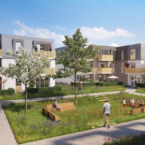 logement neuf extérieur 1 Gardenia - Argenteuil