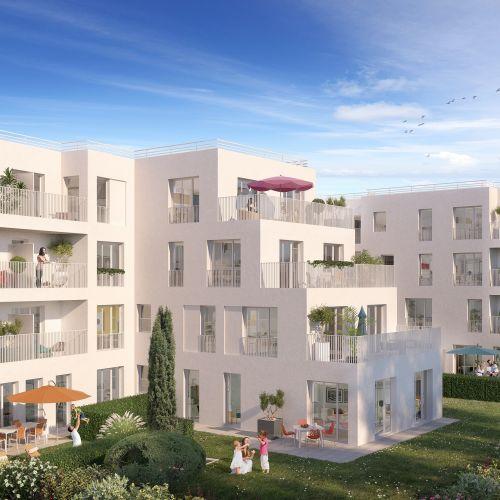 appartement neuf extérieur CLOS FLEURI  BEZONS - Bezons