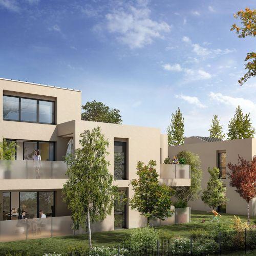 logement neuf extérieur 1 VIA VENETA - Toulouse