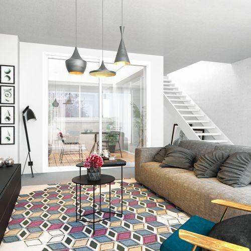 logement neuf intérieur VIA VENETA - Toulouse