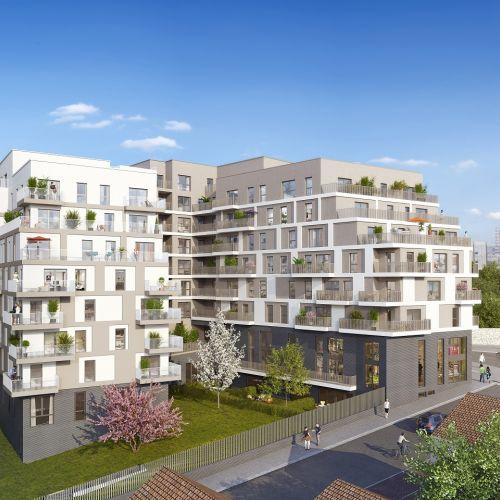 logement neuf extérieur Absolu - BAGNOLET