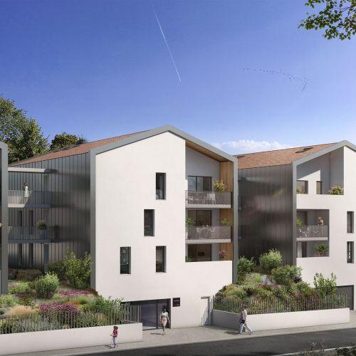 logement neuf extérieur 1 ARPEGE - Toulouse