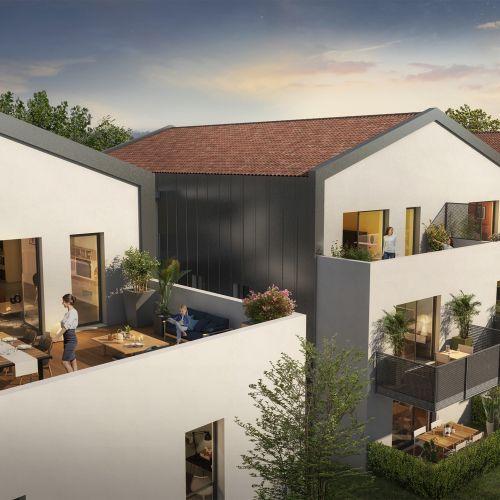 logement neuf extérieur ARPEGE - Toulouse