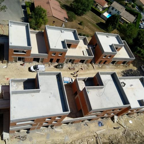 logement neuf extérieur 1 ARTBOREA - Montrabé