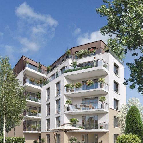 logement neuf extérieur 1 VILLA LOUVOIS - CHAVILLE