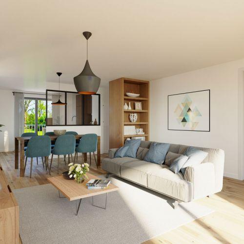 logement neuf intérieur WOOD I LIKE - NOISY-LE-GRAND