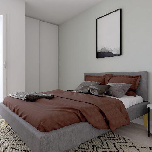 logement neuf intérieur 2 L'ENVOL - LE BLANC MESNIL