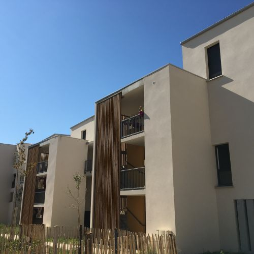 logement neuf extérieur 5 Les Essentielles - Colomiers