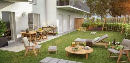 logement neuf extérieur VARIATIONS - ARGENTEUIL
