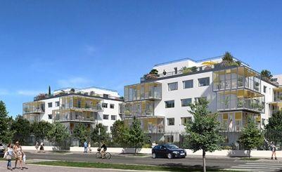 logement neuf extérieur 1 LE NANT'AIR - NANTERRE