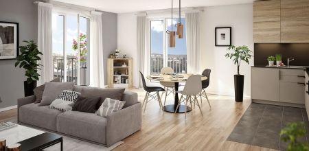 logement neuf intérieur VARIATIONS - ARGENTEUIL
