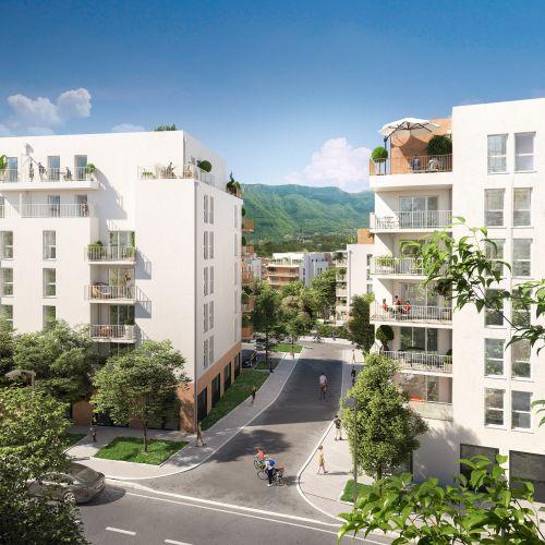 logement neuf extérieur 1 Grand Angle - Annecy