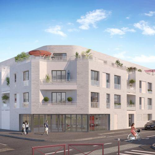 appartement neuf extérieur 1 CLOS FLEURI  BEZONS - Bezons