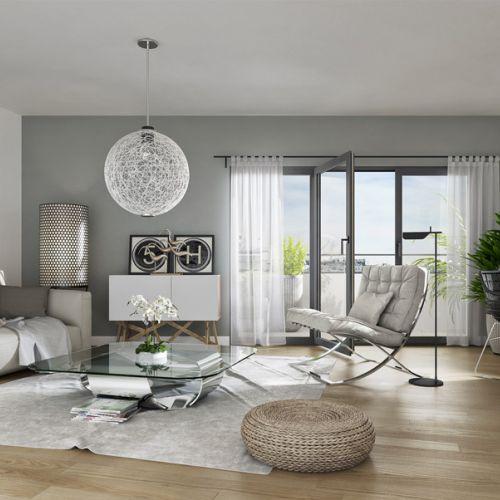 logement neuf intérieur VILLA COUTURES - ISSY LES MOULINEAUX
