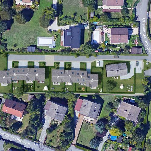 logement neuf extérieur Le Clos Journans - Ségny