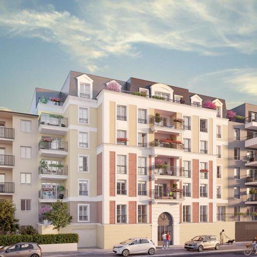 logement neuf extérieur Proximity - Juvisy-sur-Orge