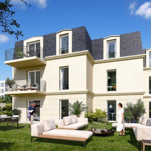 logement neuf extérieur 1 LE 21 JAURÈS - Sartrouville