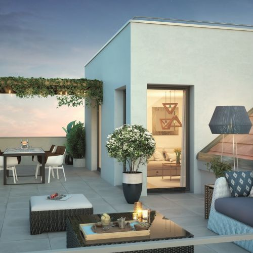 logement neuf intérieur 1 Coeur de ville - ST REMY LES CHEVREUSE