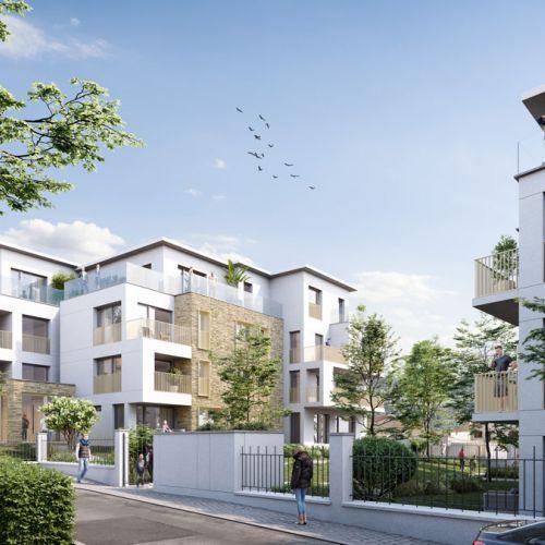 logement neuf extérieur 1 DUO VERDE - Ormesson-sur-Marne