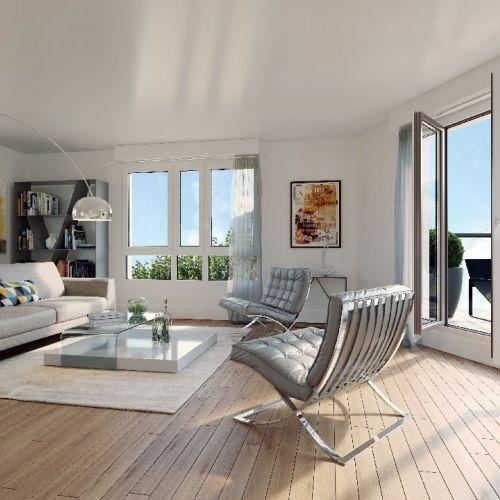 logement neuf intérieur VILLA LOUVOIS - CHAVILLE
