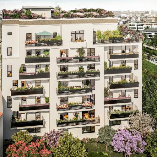 logement neuf extérieur 1 Boulogne Confidentiel - Boulogne-Billancourt