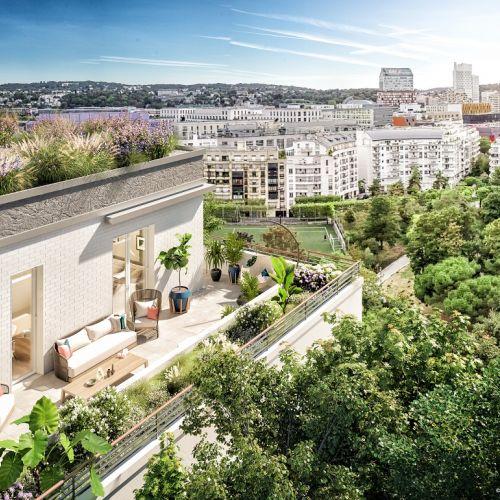 logement neuf extérieur 2 Boulogne Confidentiel - Boulogne-Billancourt