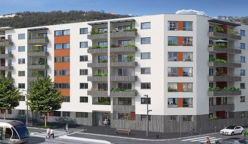 logement neuf extérieur Esprit Saint-Roch - Nice