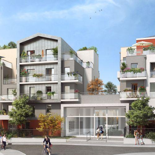 logement neuf extérieur 1 Symbiose - Bezons