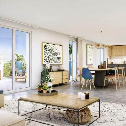 logement neuf intérieur La Restanque - Venelles