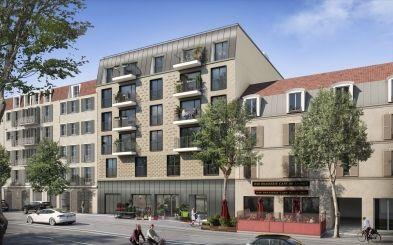 logement neuf extérieur URBAN&SENS - CHAVILLE