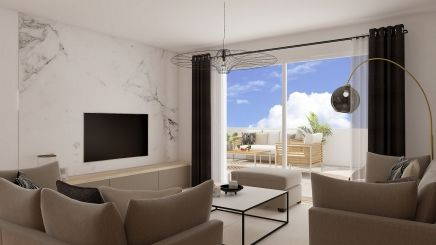 logement neuf intérieur 4 3ÈME ART - LYON 03
