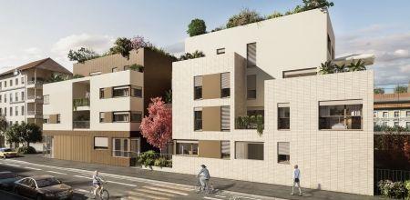 logement neuf extérieur 3ÈME ART - LYON 03