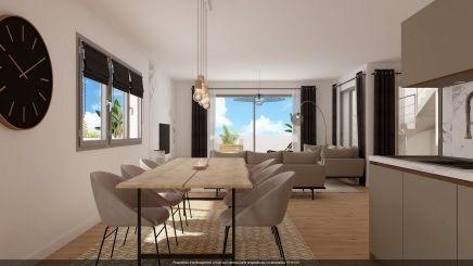 logement neuf intérieur 3ÈME ART - LYON 03