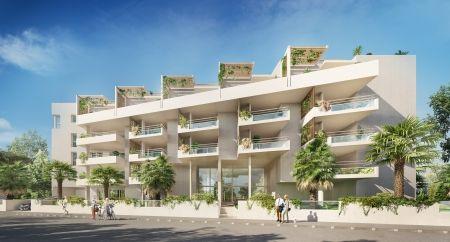 logement neuf extérieur 3 3 AVENUE DE LA PLANCHE - MARSEILLE 08