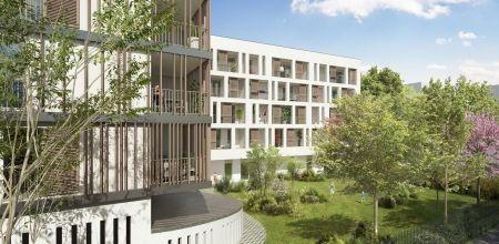 logement neuf extérieur 1 ARBOR&SENS - MARSEILLE 08