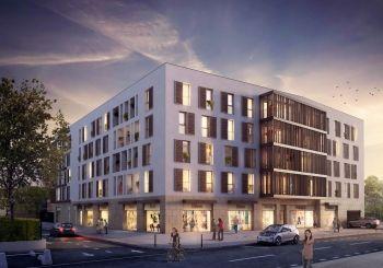 logement neuf extérieur ARBOR&SENS - MARSEILLE 08