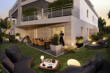logement neuf extérieur 1 VILLA SÉRÉNA - PREVESSIN MOENS
