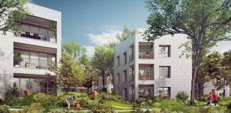 logement neuf extérieur DOMAINE LULLY - VERSAILLES