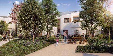 logement neuf extérieur 1 CARRÉ ANTONIN - LYON 09