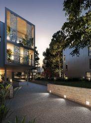 logement neuf extérieur 2 LE CHANT DES ARBRES - TASSIN LA DEMI LUNE