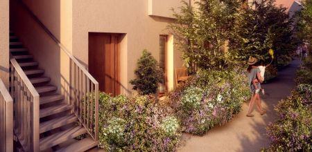 logement neuf extérieur 2 CARRÉ ANTONIN - LYON 09