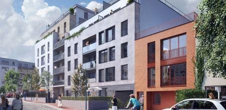 logement neuf extérieur 3 INFLUENCE - BOURG LA REINE