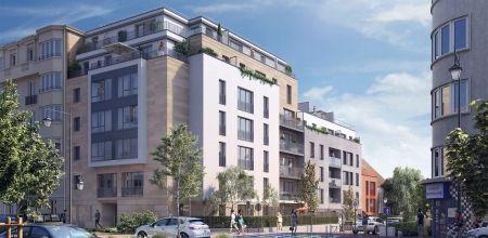 logement neuf extérieur 2 INFLUENCE - BOURG LA REINE