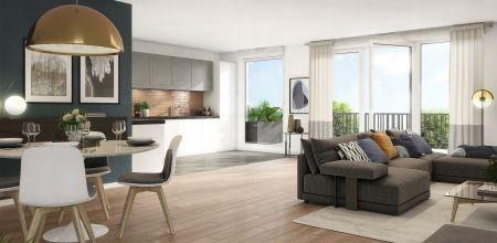 logement neuf intérieur INFLUENCE - BOURG LA REINE
